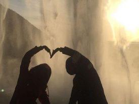Greenshoots loving Iceland..